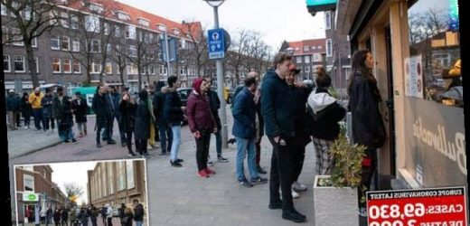 Holland REOPENS cannabis cafes after shutting them over coronavirus