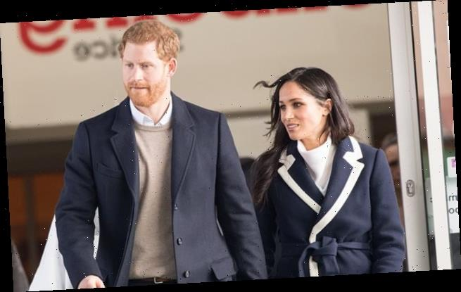 TOM LEONARD: Trump's revenge on Harry and Meghan