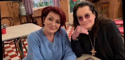 Sharon and Ozzy Osbourne guest star on show as wild couple looking for threesome
