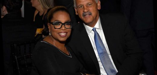 Oprah Winfrey reveals why Stedman Graham is quarantining in their guesthouse