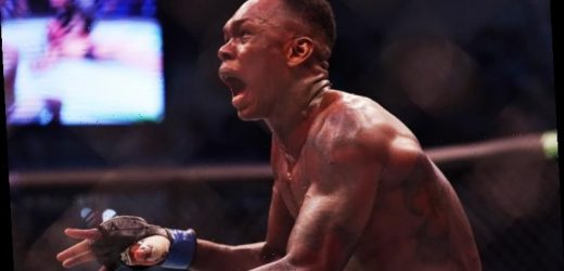 'Trying to keep same energy': Adesanya says success hasn't changed him