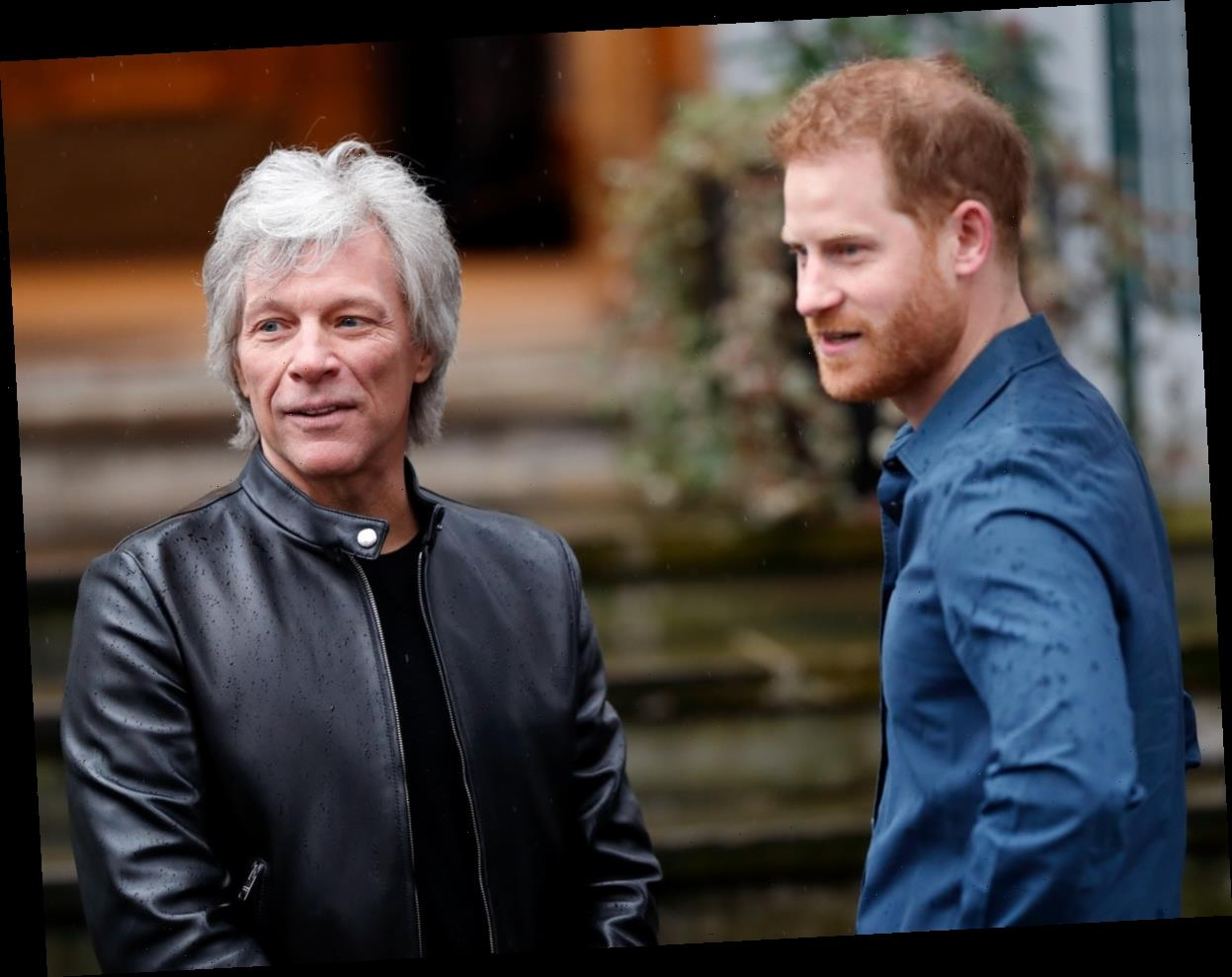 Prince Harry Reveals His Musical Chops In A New Invictus Games Collab With Bon Jovi