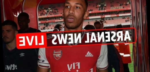 6pm Arsenal news LIVE: Aubameyang to Utd EXCLUSIVE, Wenger spotted in London, Arteta UPDATE, Whittingham tribute – The Sun