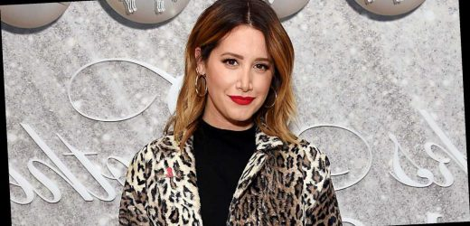 Ashley Tisdale's Life in Quarantine Includes 'A Lot of Cooking'