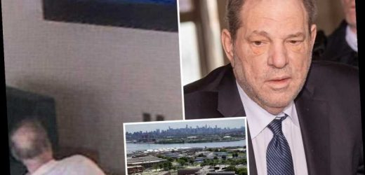 Weinstein is being moved to brutal NYC prison after trying to stay in hospital following heart surgery – The Sun