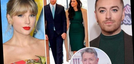 Piers Morgan names and shames 20 'idiot' stars including Sam Smith and Taylor Swift in epic coronavirus takedown – The Sun