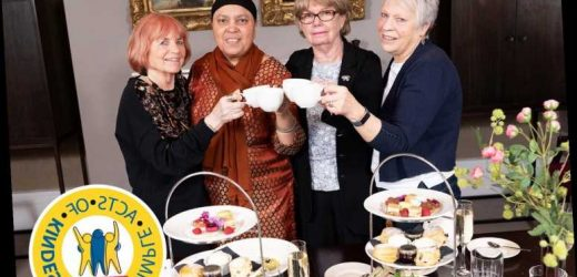 Hospital tea ladies rewarded with Sun on Sunday Acts Of Kindness award – now nominate your unsung heroes – The Sun