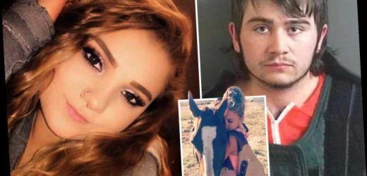 Rodeo friend, 18, arrested over death of cowgirl, 16, after posting tribute and 'inventing suspect' – The Sun
