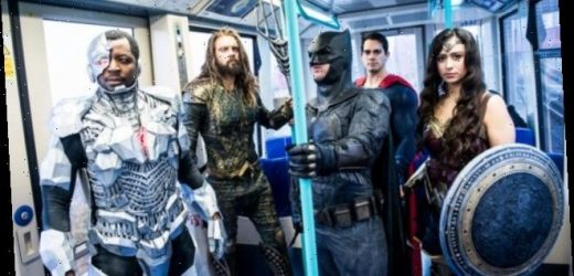'Justice League': New Photos Reveal 'Mad Max' Director George Miller's Version of the Team