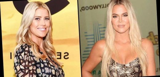 Khloe Kardashian, Christina Anstead and More Stars Show Off Their Organized Kitchens