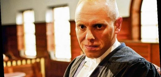 Judge Rinder reveals he had coronavirus but didn't realise until he found himself 'in a coma watching the Kardashians' – The Sun