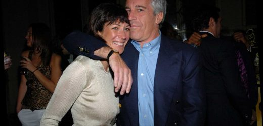 Epstein spent thousands funding Ghislaine Maxwell's legal bills before he died – The Sun