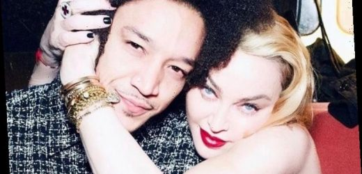 Madonna, 61, to make hip-hop debut on new track with aspiring rapper boyfriend, 25 – The Sun