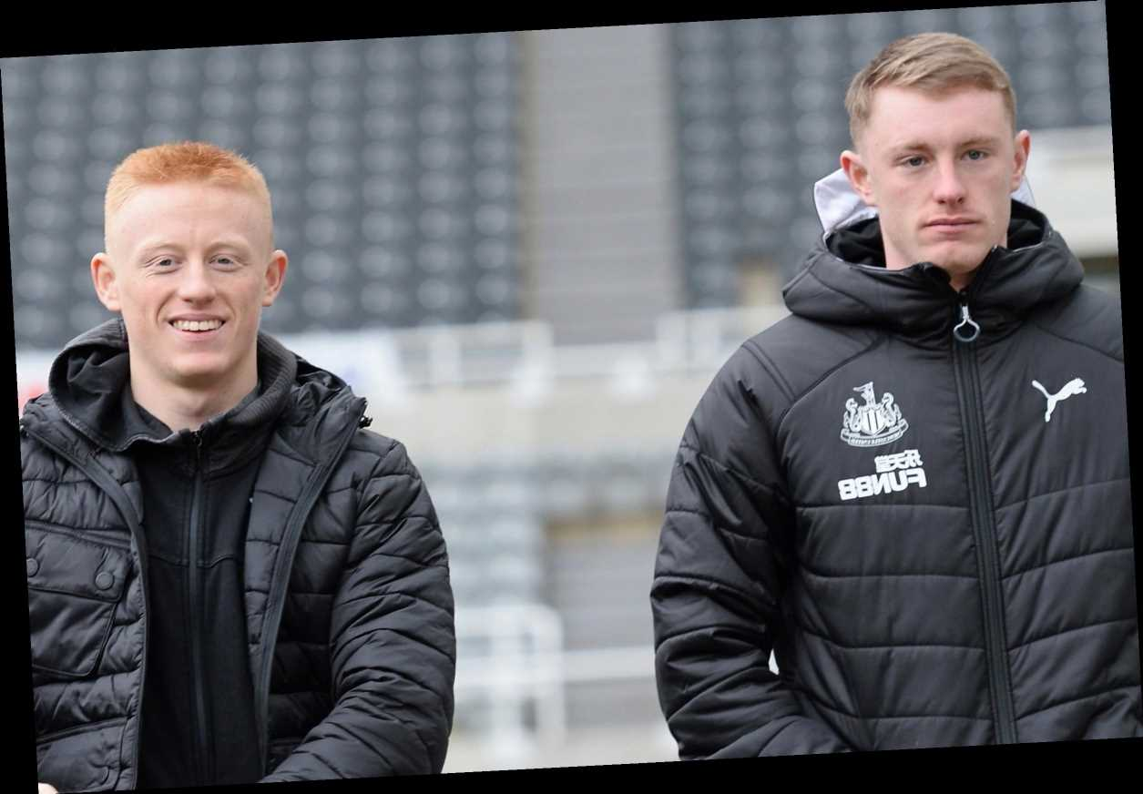 Newcastle stars Sean and Matty Longstaff switch agents amid transfer interest from Man Utd, Arsenal and Inter Milan – The Sun