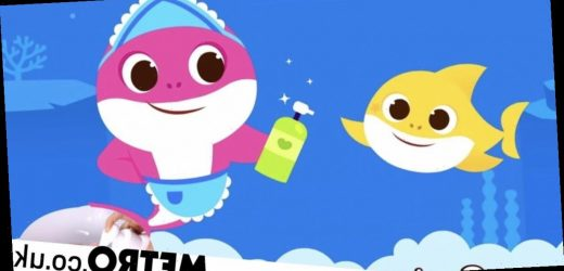 There's a Baby Shark coronavirus song about washing your hands