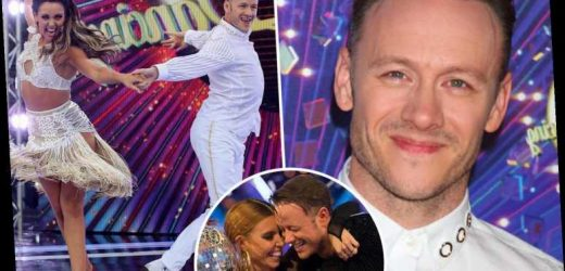 Kevin Clifton quits Strictly Come Dancing after seven years on the BBC show