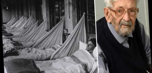 World's oldest man, 111, who lived through Spanish Flu that killed 50 million is worried about coronavirus – The Sun