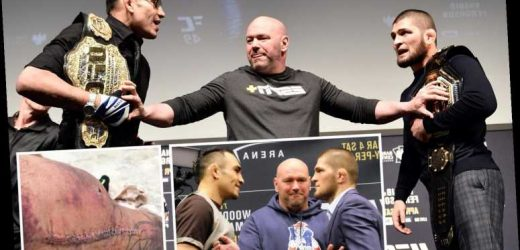 Khabib vs Ferguson: Tripping over cables and broken ribs – The 'cursed UFC fight' that's already been axed FOUR times – The Sun