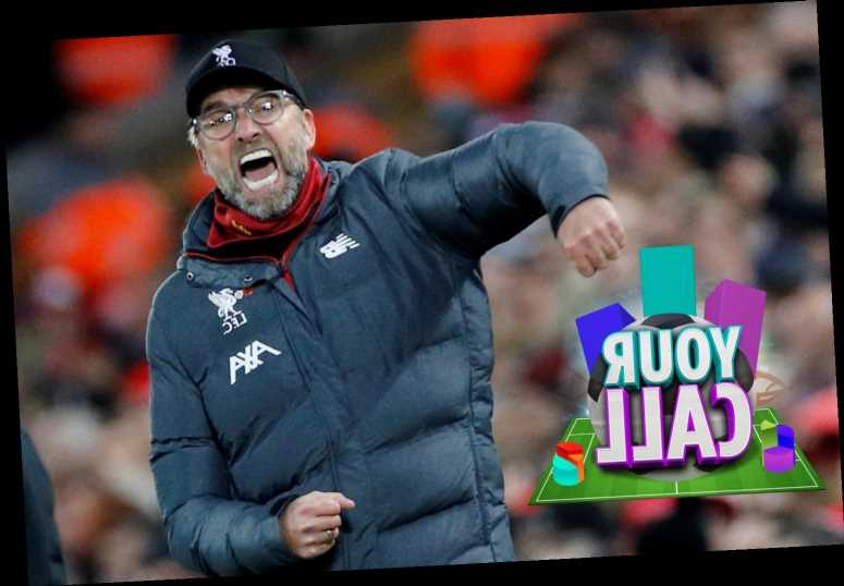 Huge 75 per cent of fans demand Liverpool get title if season's canned after Prem chiefs suspend games over coronavirus – The Sun