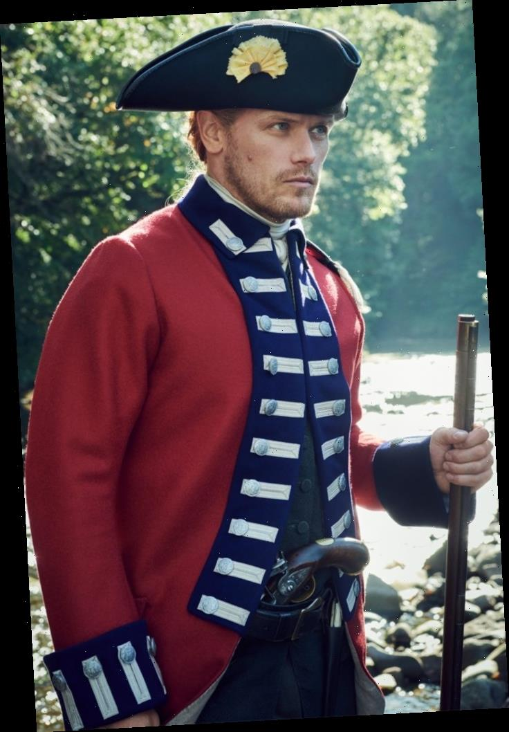 Why 'Outlander' Star Sam Heughan Pushed to See Jaime in a Red Coat