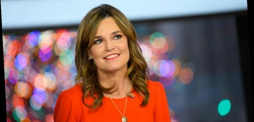 'Today Show:' Savannah Guthrie Gets Real on Broadcasting From Home With Her Kids During Quarantine