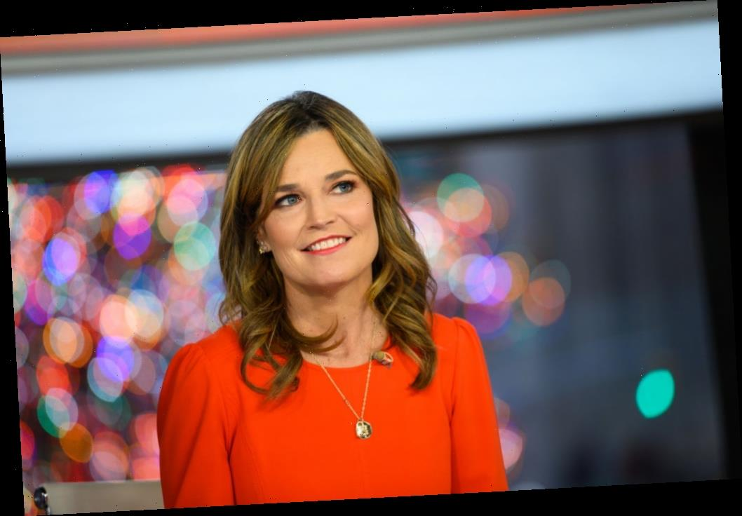 Today Show Savannah Guthrie Gets Real On Broadcasting From Home With Her Kids During Quarantine Worldvoz