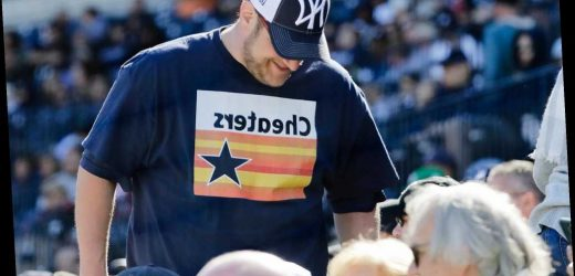 Yankees furious with MLB in Astros cheating aftermath