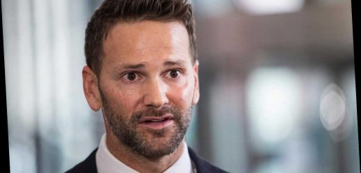 Disgraced Ex-Rep. Aaron Schock comes out as gay