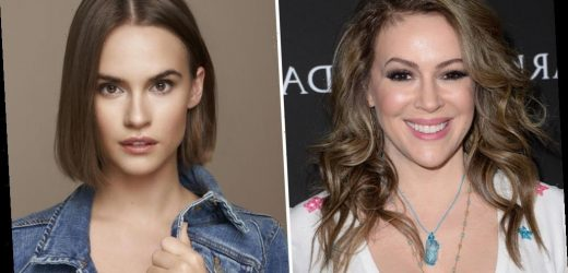 Alyssa Milano, 'Lord of the Rings' Series Actress Ema Horvath & More To Star In 'Who Are You People'
