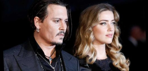 Amber Heard smashed a door into Johnny Depp's head, leaked court tape says