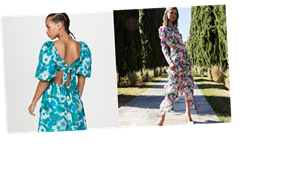 We're Willing to Go Into Debt For the 31 Prettiest Floral Dresses of Spring 2020