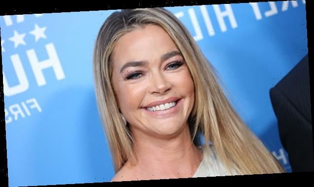 Denise Richards, 49, Looks More Gorgeous Than Ever Makeup-Free & In Her Stay-At-Home Sweats