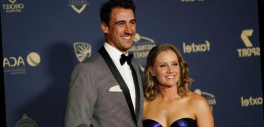 Starc flying home to cheer on Healy at World Cup final