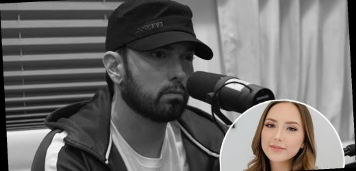 Eminem Says He's 'Proud' of Daughter Hailie For Not Having Babies