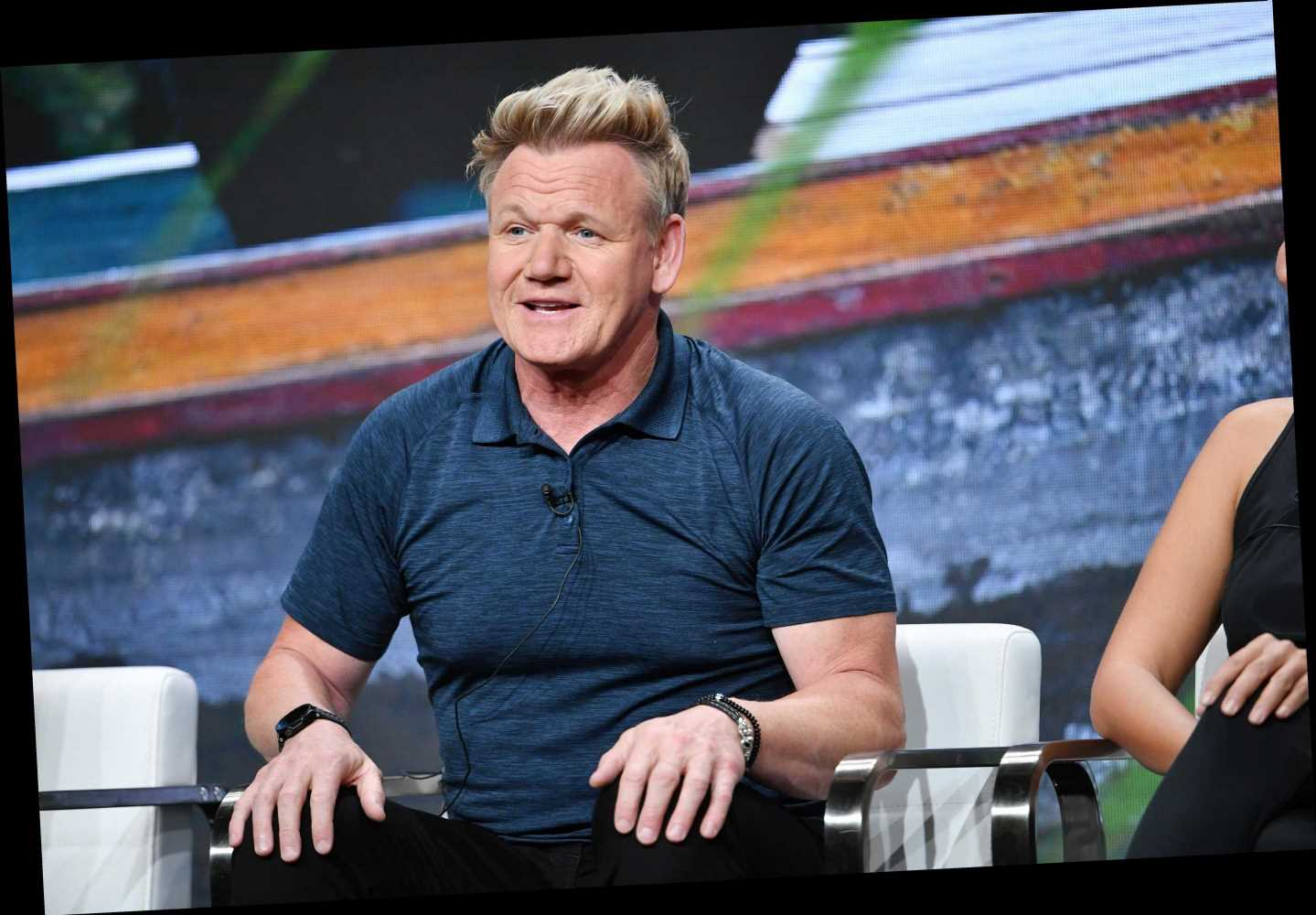 Gordon Ramsay breaks silence to promote YouTube series after laying off staff