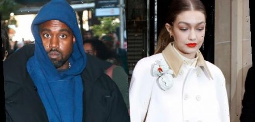 Gigi Hadid Throws Shade At Kanye West By Liking Tweet That Bashes Rapper For Being A Trump Supporter