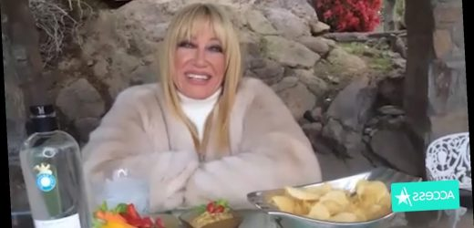 Suzanne Somers Says She Wants to Pose Nude for Playboy(Again!) for Her 75th Birthday