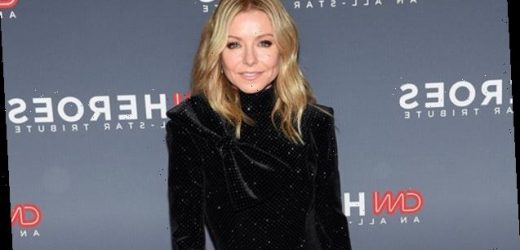 Kelly Ripa, 49, Breaks A Sweat In Tiny Shorts & Leg Warmers While Dancing In New Video