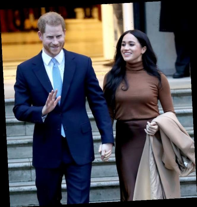 Meghan Markle & Prince Harry Have Left Canada & Moved to LA!