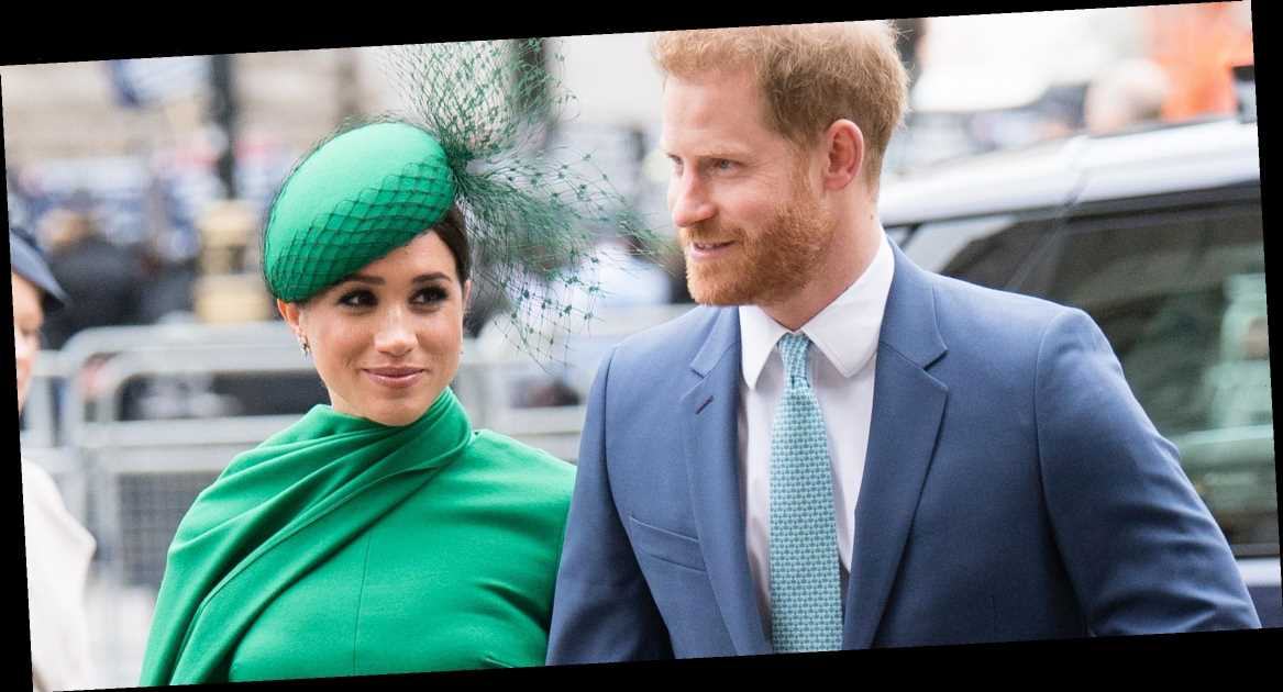 Meghan Markle and Prince Harry's Patronages Are Dropping Their Royal Titles from Their Websites