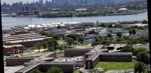 Officials approve release of more than 50 Rikers inmates over coronavirus fears