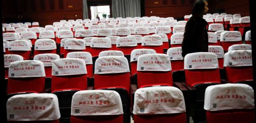 China Re-Shutters Movie Theaters Amidst Fears of Second Outbreak