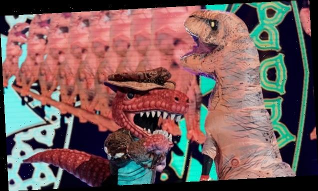 'The Masked Singer' Recap: A YouTube Star & Famous Dancer Is Revealed As The T-Rex