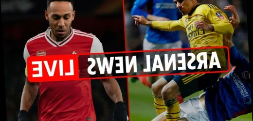 7am Arsenal news LIVE: Aubameyang contract talks before end of season, Torreira injury UPDATE, Camara chased – The Sun