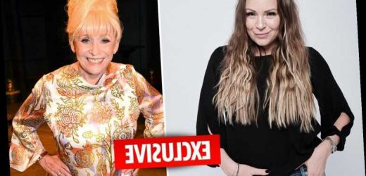 Ex-EastEnders star Rita Simons says Barbara Windsor still has her 'cheeky spark' but it's hard visiting her – The Sun