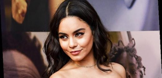 Vanessa Hudgens Reveals Her Gorgeous Naturally Curly 'Lockdown' Hairstyle — See Pics