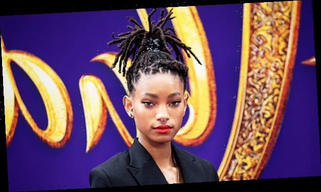 Willow Smith's Hair Makeover: She Shaves Her Head (Again) — Before & After Pics