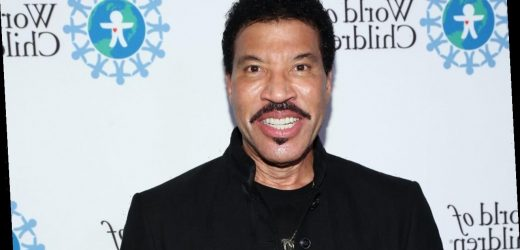 Lionel Richie Wants to Bring Back 'We Are the World' Amid Coronavirus