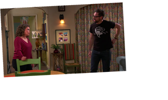 'One Day at a Time' Sneak Peek: Penelope & Schneider Fight Over Money!