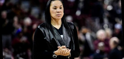 Gamecocks' Staley named AP women's top coach